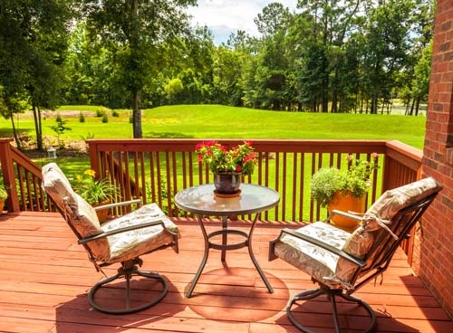 Deck and Patio Builders Knoxville TN