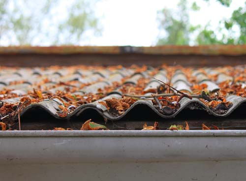 Gutters Knoxville TN